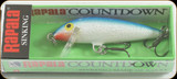 "Rapala CD05B Countdown 2"" 3/16oz Blue"
