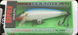 "Rapala CD07B Countdown 2-3/4"" 1/4oz Blue"