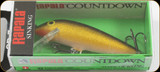 "Rapala CD07G Countdown 2-3/4"" 1/4oz Gld"