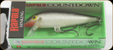 "Rapala CD07S Countdown 2-3/4"" 1/4oz Sil"