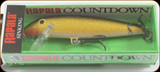 "Rapala CD09G Countdown 3-1/2"" 7/16oz Gld"