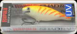 "Rapala SR07OTU Shad Rap 2-3/4"" 5/16oz Orange Tiger UV"