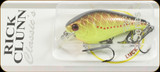 Luck E Strike RCSBC1-03-1 RC2 Sqbill Crnkbait Copper Perch 3/8oz