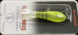 Luck E Strike CP3-807-1 Tiger Craw Craw Pappy