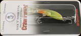 Luck E Strike CP2-808-1 Grn Ghost Craw Craw Pappy
