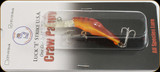 Luck E Strike CP2-804-1 Red/Org Spring Craw Craw Pappy
