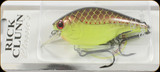 Luck E Strike RCSBC4-03-1 RC2 Sqbill Crnkbait Copper Perch 5/8oz