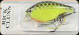 Luck E Strike RCSBC4-15-1 RC2 Sqbill Crnkbait Black Chart 5/8oz