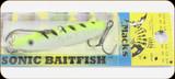 Macks Lure 30052 Sonic Baitfish 3/4oz Glow Cht