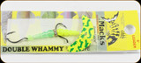 Macks Lure 21206 Dbl Whammy Walleye #4 Cer Tiger/Pink