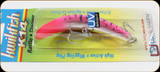 Luhr Jensen 5414-014-1624 Kwikfish K14X Blazin Purple Pink UV 4-1/4""