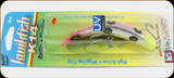 "Luhr Jensen 5414-014-1602 Kwikfish 4-1/4"" Flo Pink/Chart UV"