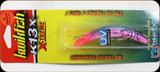 "Luhr Jensen 5414-013-1625 Kwikfish K13X Blazin Blue Pink UV 3-13/16"""