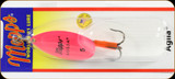 Mepps B5 HP Aglia - Plain Trbl 1/2oz Hot Pink