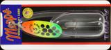 Mepps CTV5TP TFTBK Comet Tru-V Firetiger/Blk Dots Sz 5;1/2oz 1Pk