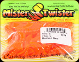 "Mr Twister MTSF20-9R Meeny Tail 3"" Rocket Red 20Pk"