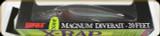 "Rapala XRMAG20S X-Rap Magnum 5-1/2"" 1-5/8oz Silver"