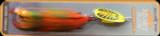 Blue Fox 65-64-506 Classic Vibrax Musky Buck 1-5/16oz Firetiger