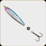 Buzz Bomb - Zzinger - Anchovy/Herring - 1/2oz - Blue Holograph
