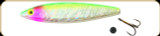 Buzz Bomb - Zzinger - Anchovy/Herring - 1/2oz - Green Holograph