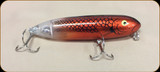 Alure - Sniper Surface Walker Strobe Lure - Orange Ambers - AS-SN-04