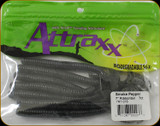 "ATTRAXX 7RT-016 Ribbontail 7"" Smoke Pepper 7Pk"