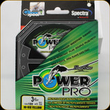 Power Pro Fishing Line, 3 lb / 100 Yards - Hi Vis Yellow