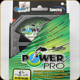 Power Pro Fishing Line, 4 lb / 100 Yards - Hi Vis Yellow