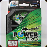 Power Pro Fishing Line, 8 lb / 150 Yards - Vermilion Red