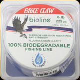 Eagle Claw Bioline, Biodegradable Line 6 lb / 225 yards