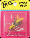 Betts 309-8-2 Poka Pop Sz8 Yellow 1Pk