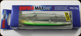 "Rapala Max Rap MXR13FG - 5-1/4"" 1/2oz - Flake Green"