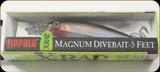 "Rapala XRMAG05S X-Rap Magnum - 4"" 1/2oz - Silver"