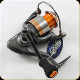 Raw II 30 Spinning Reel