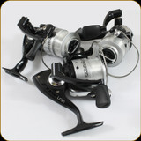 Liquid Stix LC30-3PK Spinning Reel - Sz30 (3PACK) 1BB Prespooled w/Mono