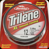 Berkley XLFS12-15 Trilene XL Filler Spool 12Lb 300Yds Clear