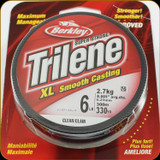 Berkley XLFS6-15 Trilene XL Filler Spool 6Lb 330Yds Clear