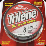 Berkley XLFS8-15 Trilene XL Filler Spool 8Lb 330Yds Clear