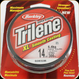 Berkley XLFS14-15 Trilene XL Filler Spool 14Lb 300Yds Clear