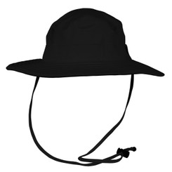 The Game Boonie / Bucket Hat - Black