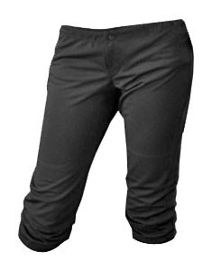 Intensity Women's Low Rise Black Pants