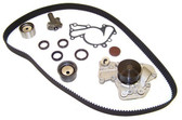 2003 Hyundai Tiburon 2.7L Engine Timing Belt Kit with Water Pump TBK136WP -14