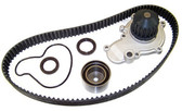 1997 Plymouth Breeze 2.0L Engine Timing Belt Kit with Water Pump TBK149WP -23