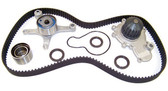 1998 Eagle Talon 2.0L Engine Timing Belt Kit with Water Pump TBK150AWP -19