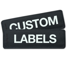 Custom Labels (Set of 2)