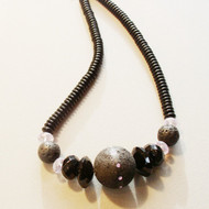 Volcanic Sparkle Necklace