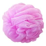 Loofah Bath Scrubby, Pink Bath Sponges