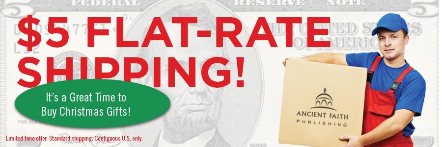 Enjoy $5 Flat-Rate shipping this Thanksgiving week!