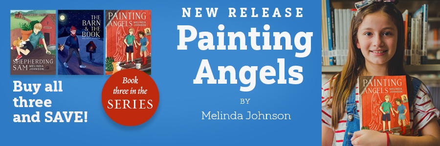 Painting Angels, Sam and Saucer, Book 3