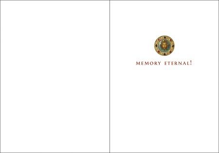 Memory Eternal, pack of 10 cards